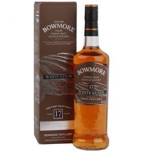 Bowmore White Sands 17 Year