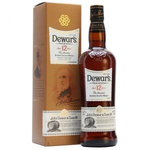 Dewar's 12 Year Old - The Ancestor - Double Aged