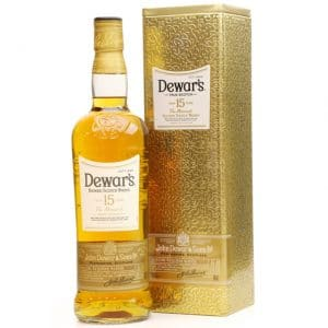 Dewar's 15 Years Old - The Monarch