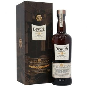 Dewar's 18 Year Old - Double Aged