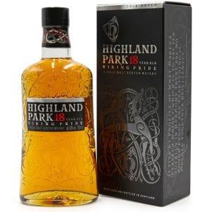 Highland Park 18 years old, Viking Pride