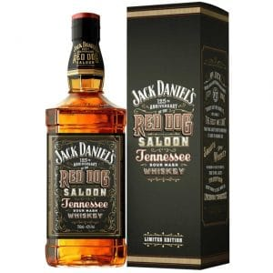 Jack Daniel's 125th Anniversary Red Dog Saloon