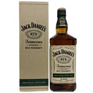 Jack Daniels Tennessee Straight Rye
