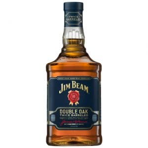 Jim Beam Double Oak Twice Barreled