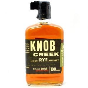 Knob Creek Small Batch Rye