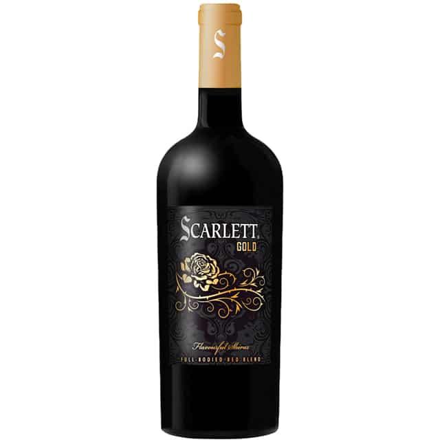 Lamothe Parrotden Red Wine Scarlett Gold