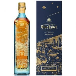 Limited Edition Johnnie Walker Blue Label Treasures of South East Asia