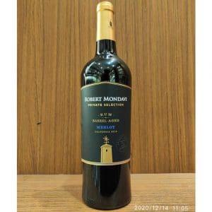 Robert Mondavi Private Selection Bourbon Barrel-Aged Merlot