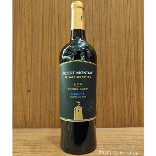 Robert Mondavi Private Selection Bourbon Barrel-Aged Merlot
