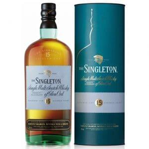 Singleton of Glen Ord 15 Years