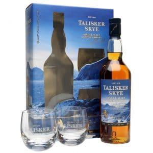 Talisker Skye - 2 Glass Pack
