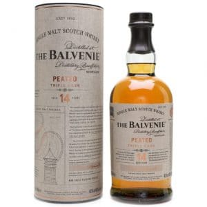 The Balvenie 14 Peated Triple Cask
