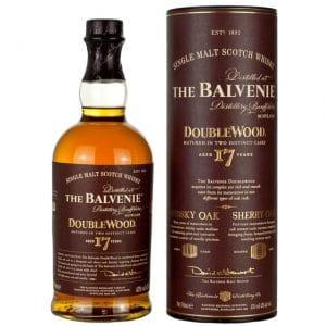 The Balvenie 17 years Double Wood