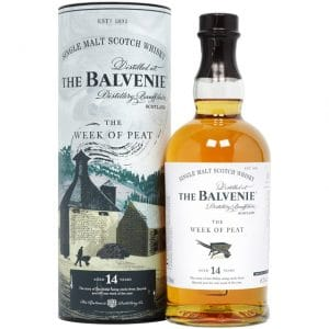 Balvenie 14 Year Old - The Week of Peat