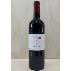 Château Lynch-Bages Echo 2017