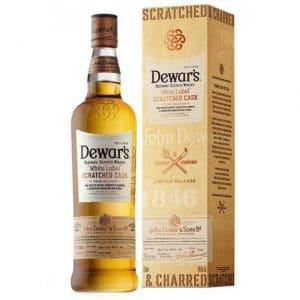 Dewar's Scratched Cask