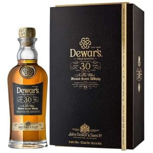 Dewar's 30 Year Old Ne Plus Ultra