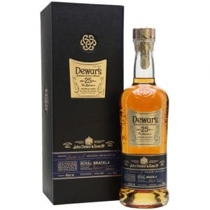 Dewars Signature 25 Year Old