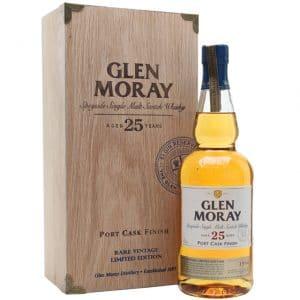 Glen Moray 25 Year Old Port Cask Finish