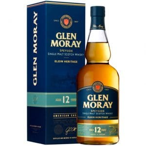 Glen Moray Elgin Heritage 12 Year Old