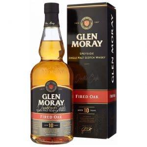 Glen Moray Fired Oak 10 Year Old