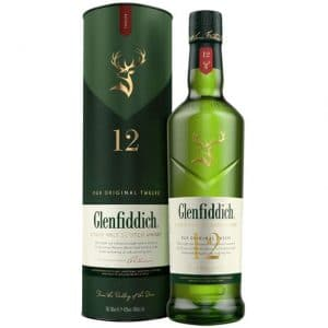 Glenfiddich 12 Year Old New
