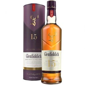 Glenfiddich 15 Year Old New
