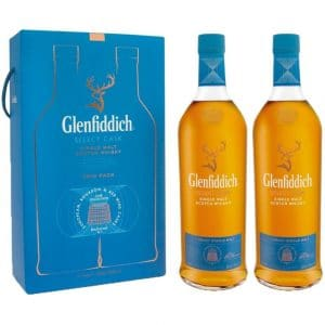 Glenfiddich Select Cask 1L Twinpack