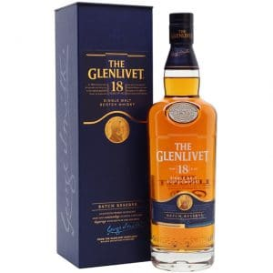 Glenlivet 18 Year Old New