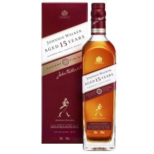 Johnnie Walker 15y Sherry Finishs