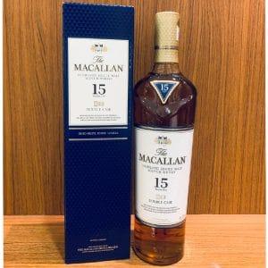 MACALLAN 15 YO DOUBLE CASK