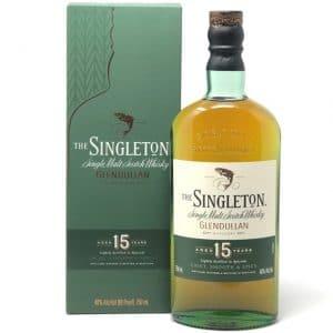 Singleton Glendullan 15 Year Old