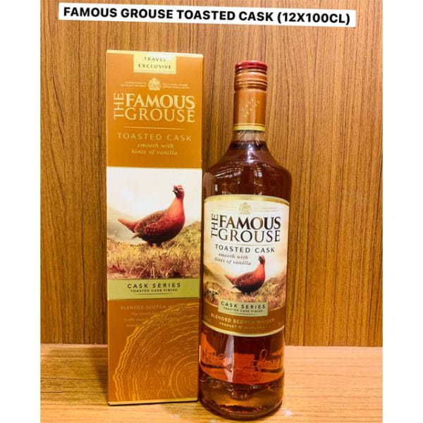 The Famous Grouse Toasted Cask 1L