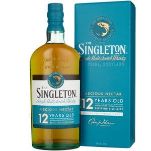 The Singleton of Dufftown 12 Year Old New