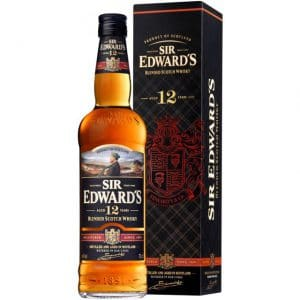 Sir Edward's 12 Years Old Blended Scotch 70cl