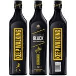 Johnnie Walker Black Label 200Years Icons Limited Edition 1L
