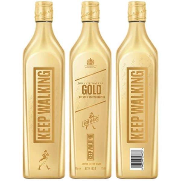 Johnnie Walker Gold Label Limited Edition