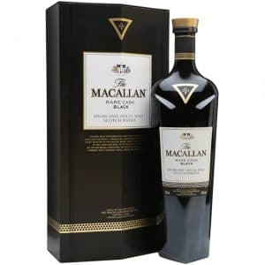 Macallan Rare Cask Black 1824 Series