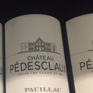 Chateau Pedesclaux 2014