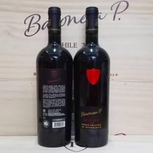 Escudo Rojo Baronesa P. Limited