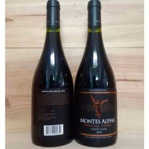 Montes Alpha Special Cuvée Pinot Noir 2018