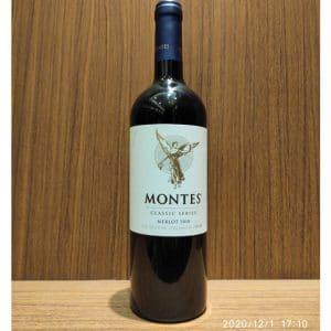 Montes Classic Series Merlot 2018