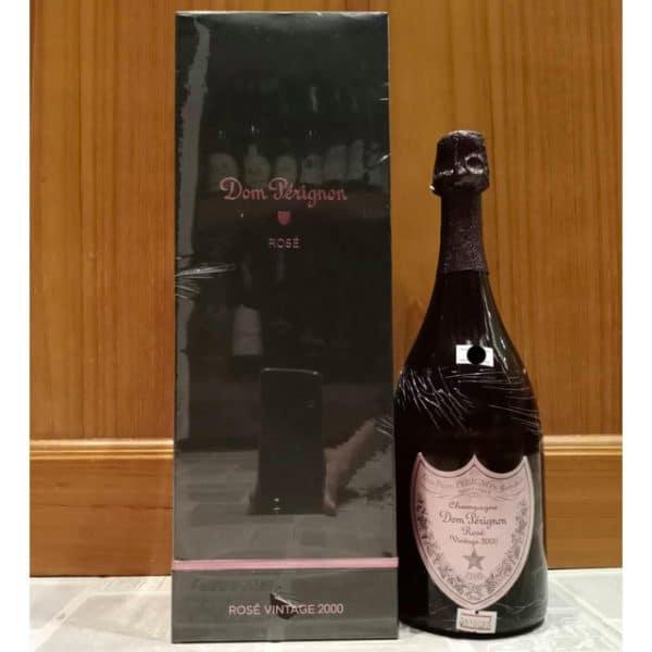 Dom Perignon Vintage Rosé 2000