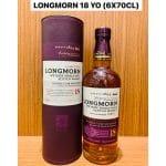 Longmorn 18 Year Old 70cl