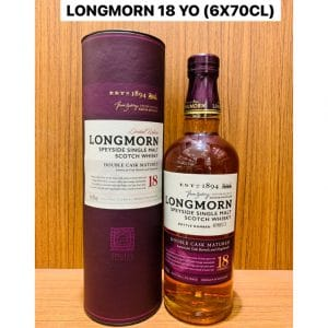 Longmorn 18 Year Old 70cl