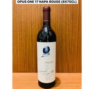 Opus One 2017