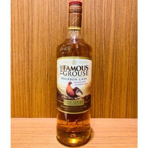 The Famous Grouse Bourbon Cask 1L