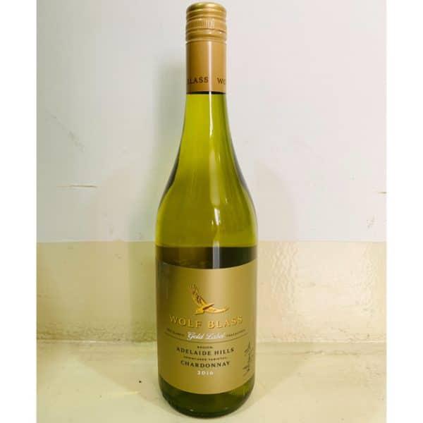 Wolf Blass Gold Chardonnay