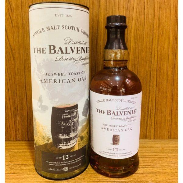 Balvenie 12 Year Old Sweet Toast Of American Oak 70cl