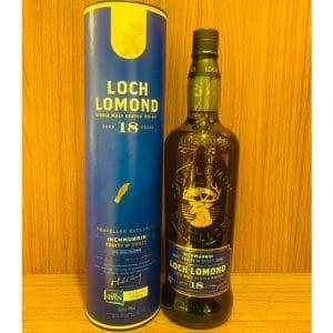 Loch Lomond Inchmurrin 18 Year Old 1L